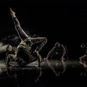Spectacle fusion hip hop