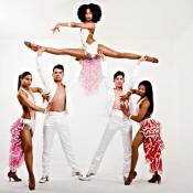 Bailarines latinos para videoclips
