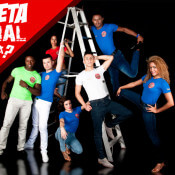 Bailarines latinos para eventos