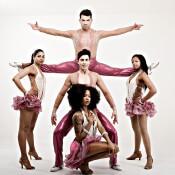 Coreógrafos de bailes latinos