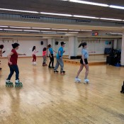 Rollerdance workshop skateslylerz