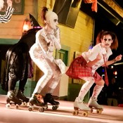 Rollerskate shows for events