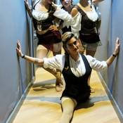 Bdance - Acrobates danse aérienne