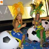 Bdance baiarines brasileñas