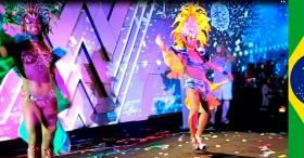 Bdance - show Brasil Hotel W