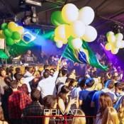 Fiesta Brasil para discotecas