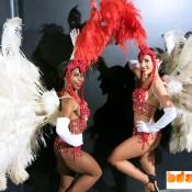 Cabaret diner Show Bdance