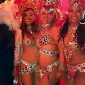 Samba dancers for events