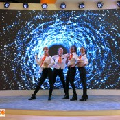 Bdancers Stand Gionee