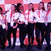 Danseuses Mobile World Congress