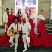 Grupo flamenco rumba