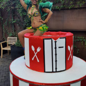 Bailarinas Samba Fiesta Cumpleaños