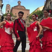 Ballarines flamenco-bdance