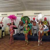 Show brasil fiestas de empresa
