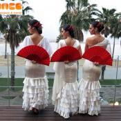 bdance hôtesses flamenco