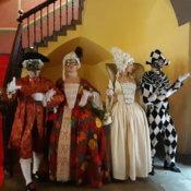 Animadores con actores - Venecia