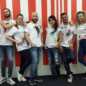 Grupo bailarines para eventos