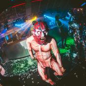 Animación discoteca Halloween