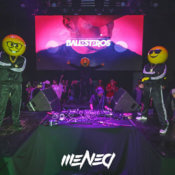 Animacion DJ-Hiphop Emojis