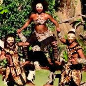 Bailarines danza africana Madrid