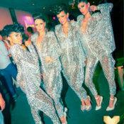Bailarinas temática Disco