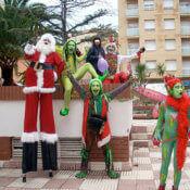 Animation fêtes de Noel