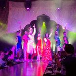 Espectáculo Bollywood para eventos