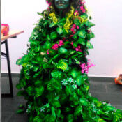Living statue - Mother Nature