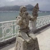 Estatua Viviente - Pompeya - Madrid