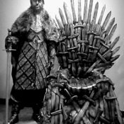 Living Statue - Game of Thrones