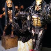 Estatuas Aliens VS Predators