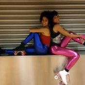 Patinadoras Rollerdancers CCIB