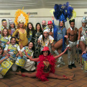 Show samba batudaca capeoira