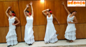 Bailarinas Flamenco Heineken