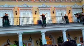 Show flamenco Pastrana