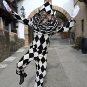 Animador Carnaval Venecia