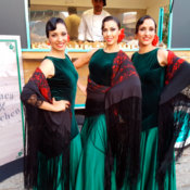 Bailarinas Flamenco Madrid