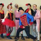 Bailarines Gran Showman
